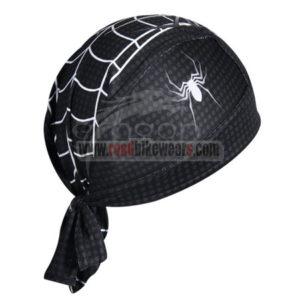 2014 Spiderman Riding Bandana Head Scarf Black Venom