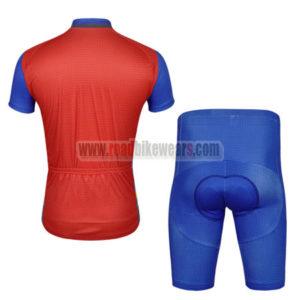 2014 Super Man Ridiing Kit Blue