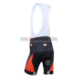 2014 Team 3T Riding Bib Shorts Black Red