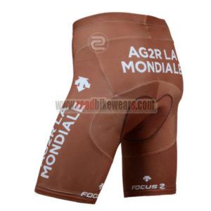 2014 Team AG2R LA MONDIALE Bicycle Shorts