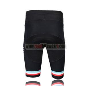 2014 Team BIANCHI Pro Biking Shorts Black