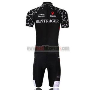 2014 Team BONTRAGER TREK Bicycle Kit Black