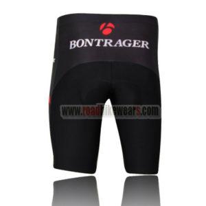 2014 Team BONTRAGER TREK Bicycle Shorts Black