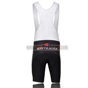 2014 Team BONTRAGER TREK Riding Bib Shorts Black