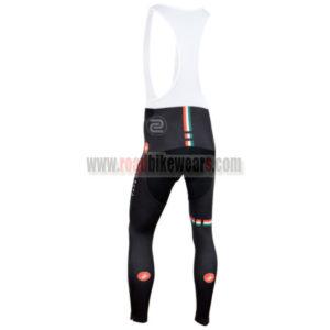 2014 Team CASTELLI Riding Long Pants Black