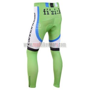 2014 Team Cannondale Biking Long Pants Green