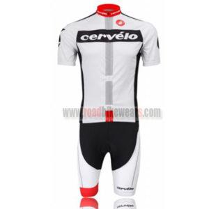 2014 Team Cervelo Pro Bike Kit White