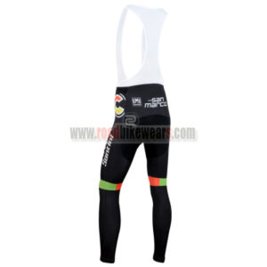 2014 Team Cinelli Santini Riding Long Bib Pants