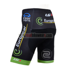 2014 Team Europcar Bike Shorts