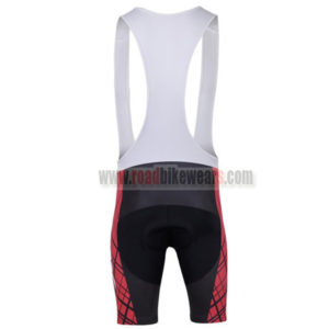 2014 Team FOX Riding Bib Shorts Red