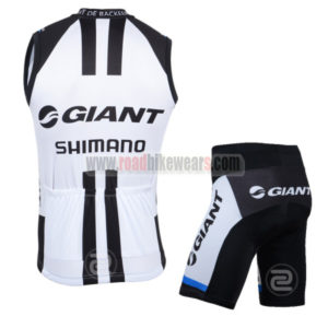 2014 Team GIANT Biking Vest Sleeveless Kit