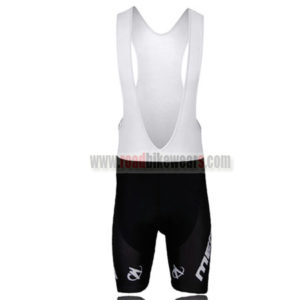 2014 Team MERIDA Cycling Bib Shorts Black