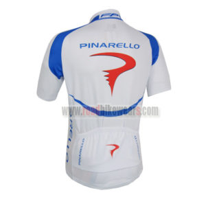 2014 Team PINARELLO Pro Riding Clothing Biking Jersey Top Shirt Maillot  Cycliste White Blue Red 20fb44f72