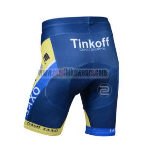 2014 Team SAXO BANK Pro Bike Shorts