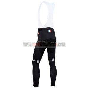 2014 Team SIDI Riding Long Bib Pants Green Black