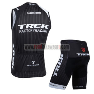 2014 Team TREK Bicycle Sleeveless Vest Kit