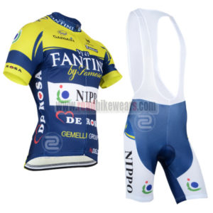 2014 Team VINI FANTINI Cycling Bib Kit