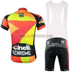2015 Team Cinelli Riding Bib Kit