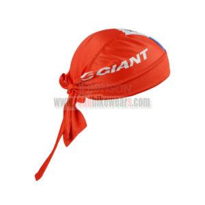 2015 Team GIANT SHIMANO Cycling Bandana Head Scarf Red Blue