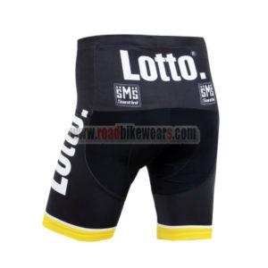 2015 Team LOTTO JUMBO Bike Shorts Yellow