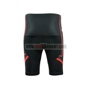 2015 Team ORBEA Bicycle Shorts Black