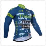 2015 Team SAXO BANK Cycling Long Jersey