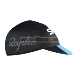 2015 Team SKY Rapha Bicycle Cap Hat Black
