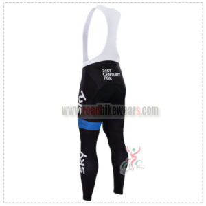 2015 Team SKY Riding Bib Pants Tights Black