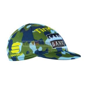 2015 Team Tinkoff SAXO BANK Bicycle Cap Hat Camo
