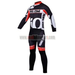 2010 Team Pearl Izumi Cycle Long Sleeve Kit