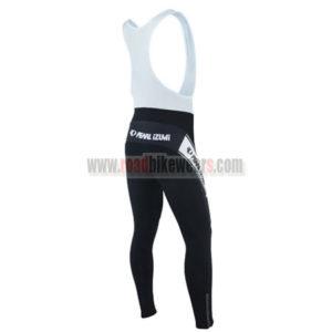 2010 Team Pearl Izumi Riding Long Bib Pants Black Cross
