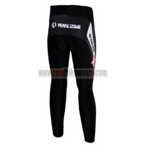 2010 Team Pearl Izumi Riding Long Pants Black Cross