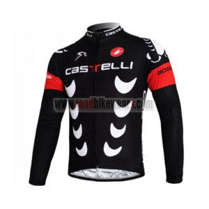 2011 CASTELLI Pro Bike Long Sleeve Jersey
