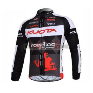 2011 KUOTA Pro Cycle Long Sleeve Jersey