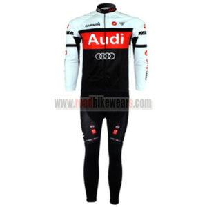 2011 Team AUDI Pro Bicycle Long Kit
