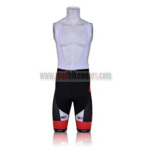 2011 Team EDDY MERCKX indeland Cycling Bib Shorts Black