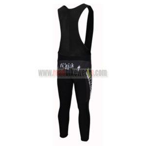 2011 Team HTC Highroad Cycle Black Bib Pants