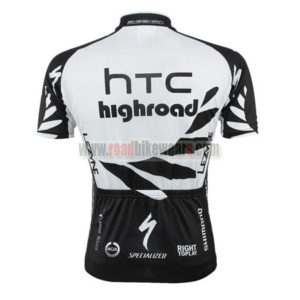 2011 Team HTC Highroad Cycle Short Jersey Black