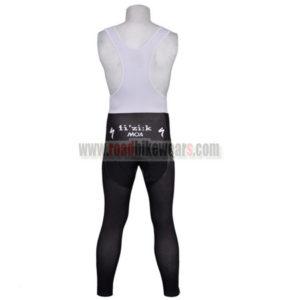 2011 Team HTC Highroad Riding Bib Pants Black