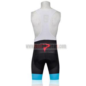 2011 Team PINARELLO Riding Bib Shorts Black Blue