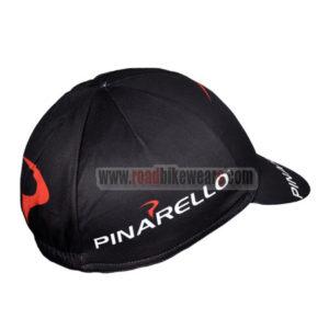 2011 Team PINARELLO Riding Cap Hat Black