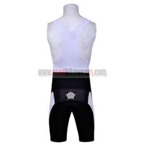 2011 Team Pearl Izumi Cycle Bib Shorts White Black
