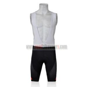 2011 Team Pearl Izumi Cycling Bib Shorts Black Red