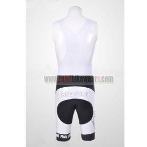 2011 Team Pearl Izumi Riding Bib Shorts White