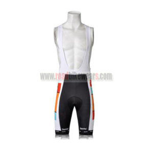 2011 Team Radar La VieClaire Cycling Bib Shorts Blue Red