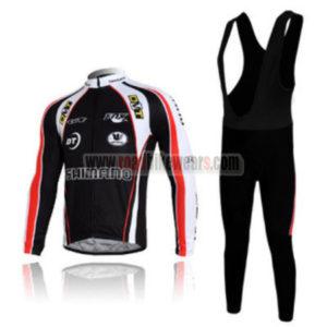 bbf7fc61f 2011 Team SHIMANO Riding Wear Biking Long Sleeves Jersey and Padded Bib  Pants Tights Roupas De Ciclismo