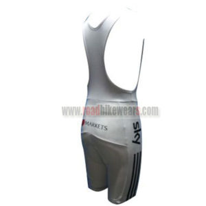 2011 Team SKY Champion Riding Bib Shorts White