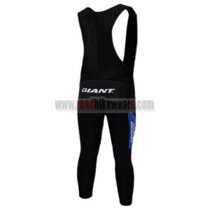 2012 GIANT Pro Biking Bib Pants Black Blue