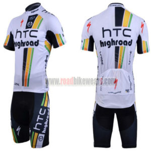 2012 Team HTC highroad Pro Cycle Kit