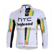 2012 Team HTC highroad Pro Cycle Long Sleeve Jersey